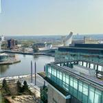 Media City Salford Quays