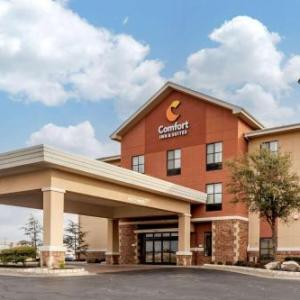 Comfort Inn & Suites Shawnee