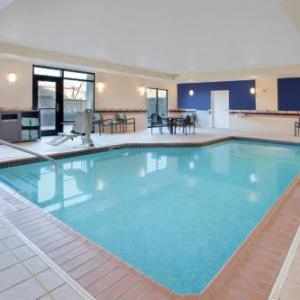 Nickel Plate District Amphitheater Hotels - Springhill Suites Indianapolis Fishers