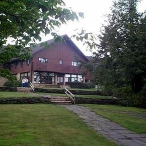 Blackwater Falls State Park Lodge