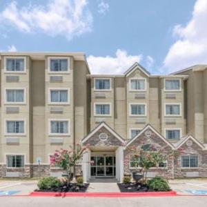 Circuit of the Americas Hotels - Microtel Inn & Suites By Wyndham Austin Airport