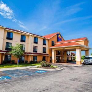 KCI Expo Center Hotels - Comfort Inn Kansas City / Airport
