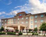 Ennis Texas Hotels - Comfort Suites Waxahachie