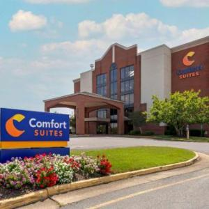 The Groove Music Hall Hotels - Comfort Suites Fredericksburg South
