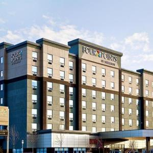 Max Bell Centre Hotels - Four Points By Sheraton Calgary Airport