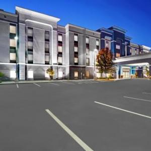 Hotels near The Lost Horizon - Hampton Inn And Suites Syracuse Erie Blvd I690