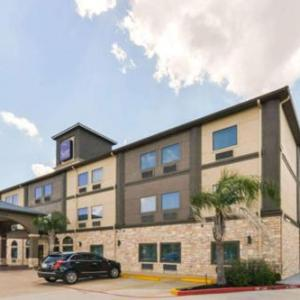 Hotels near Heights Theater Houston - Sleep Inn and Suites Houston