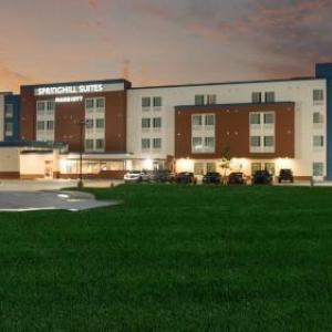 O'Brate Stadium Hotels - SpringHill Suites by Marriott Stillwater