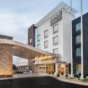 Fairfield Inn & Suites by Marriott Kenosha Pleasant Prairie