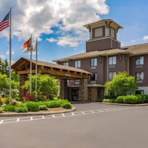 Hotels near Kidd Brewer Stadium - Sleep Inn Boone